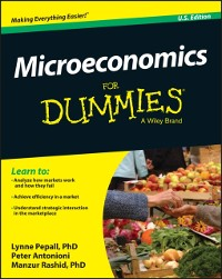 Cover Microeconomics For Dummies