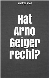 Cover Hat Arno Geiger recht?