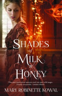 Cover Shades of Milk and Honey
