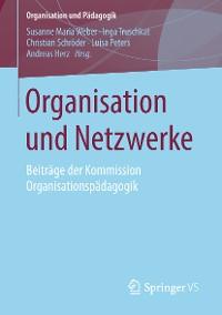 Cover Organisation und Netzwerke