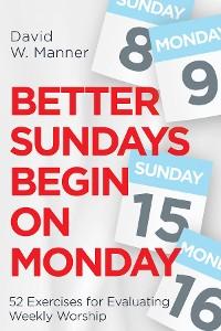 Cover Better Sundays Begin on Monday