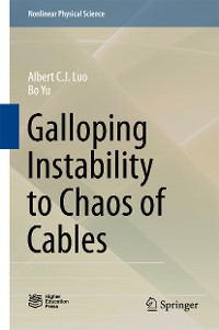 Cover Galloping Instability to Chaos of Cables