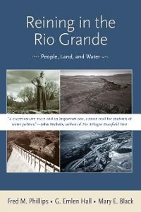 Cover Reining in the Rio Grande