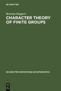 Cover Character Theory of Finite Groups