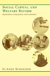 Cover Social Capital and Welfare Reform