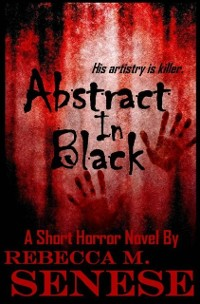Cover Abstract in Black: A Short Horror Novel