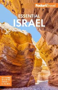 Cover Fodor's Essential Israel