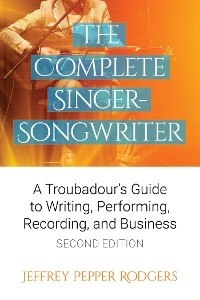 Cover The Complete Singer-Songwriter