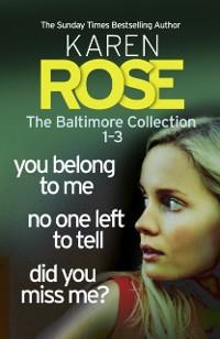 Cover Baltimore Collection: Books 1-3