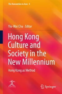 Cover Hong Kong Culture and Society in the New Millennium