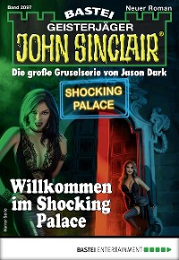 Cover John Sinclair 2097 - Horror-Serie