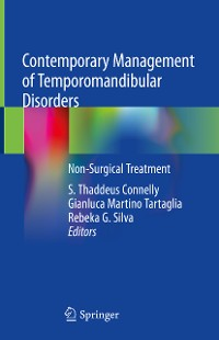 Cover Contemporary Management of Temporomandibular Disorders