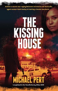 Cover The Kissing House
