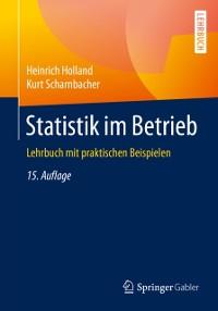 Cover Statistik im Betrieb