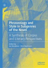 Cover Phraseology and Style in Subgenres of the Novel