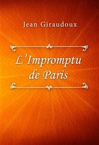 Cover L'Impromptu de Paris
