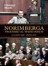 Cover Norimberga Processo al Terzo Reich