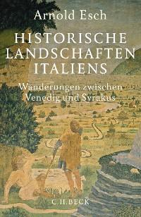 Cover Historische Landschaften Italiens