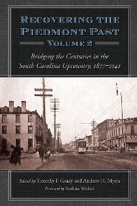 Cover Recovering the Piedmont Past, Volume 2