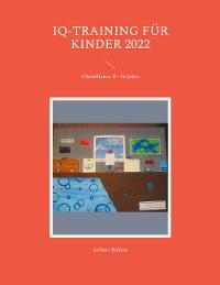 Cover IQ-Training für Kinder 2022