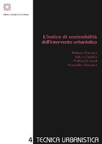 Cover L'indice di sostenibilità dell'intervento urbanistico
