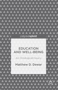 Cover Education and Well-Being
