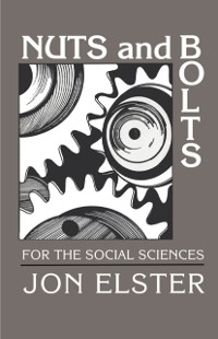 Cover Nuts and Bolts for the Social Sciences
