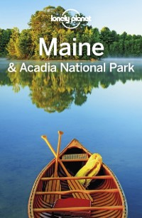 Cover Lonely Planet Maine & Acadia National Park