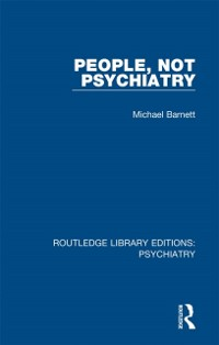 Cover People, Not Psychiatry