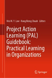 Cover Project Action Learning (PAL) Guidebook: Practical Learning in Organizations