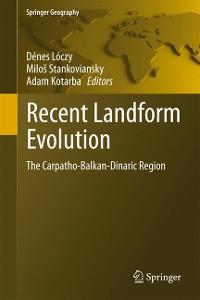 Cover Recent Landform Evolution