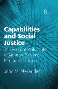 Cover Capabilities and Social Justice