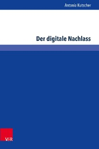 Cover Der digitale Nachlass