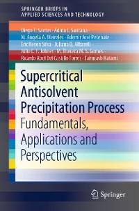Cover Supercritical Antisolvent Precipitation Process