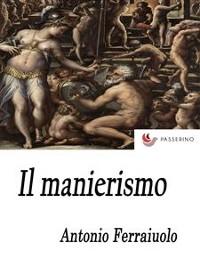 Cover Il manierismo