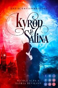 Cover Das Schattenmädchen (Die Vorgeschichte inklusive XXL-Leseprobe zur Romantasy-Reihe) (Die Geschichte von Kyron und Salina )