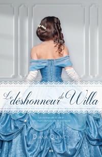 Cover Le deshonneur de Willa