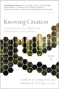 Cover Knowing Creation