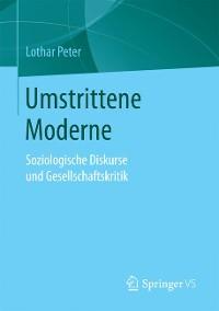 Cover Umstrittene Moderne