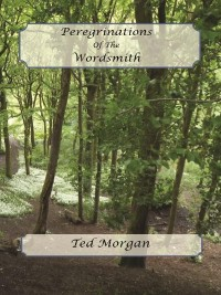 Cover Peregrinations Of The Wordsmith