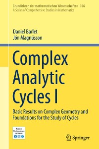 Cover Complex Analytic Cycles I