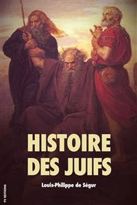 Cover Histoire des Juifs