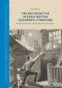 Cover The Boy Detective in Early British Children's Literature