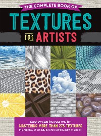 Cover The Complete Book of Textures for Artists