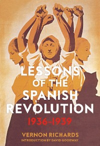 Cover Lessons of the Spanish Revolution