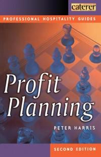 Cover Profit Planning