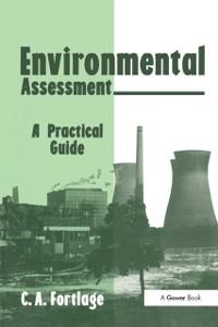 Cover Environmental Assessment