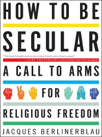 Cover How to Be Secular
