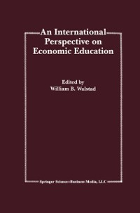 Cover International Perspective on Economic Education