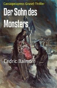 Cover Der Sohn des Monsters